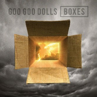 Boxes (Goo Goo Dolls album) - Image: Goo Goo Dolls Boxes
