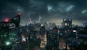 """Картинки по запросу """"Gotham City"""""""""""