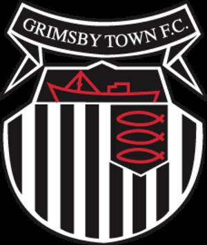 Grimsby Town F.C. - Image: Grimb Badge