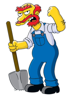 Image result for groundskeeper willie