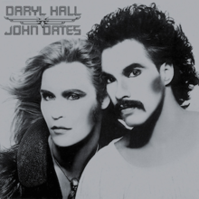 Hall and Oates, Daryl Hall and John Oates (The Silver Album), 1975.png