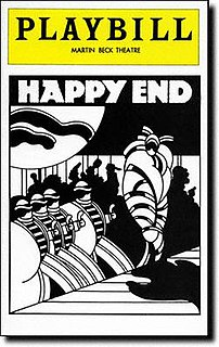 <i>Happy End</i> (musical)