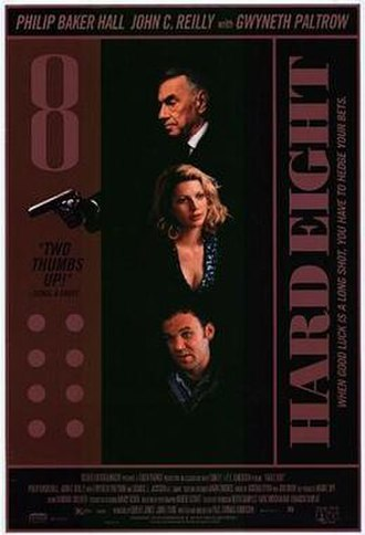 Hard Eight (film) - Theatrical release poster