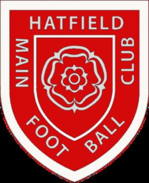Hatfield Main F.C. - Image: Hatfield Main F.C. logo
