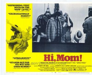 Hi, Mom! - Theatrical poster