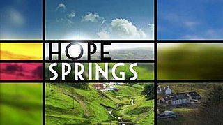 <i>Hope Springs</i> (TV series) television series