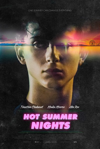 Picture of a movie: Hot Summer Nights