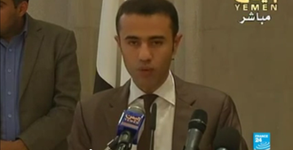 Yemeni Crisis (2011–present) - A Houthi official announces the dissolution of House of Representatives and the formation of a Houthi-led transitional authority on 6 February 2015.
