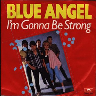 I'm Gonna Be Strong - Image: Imgonnabestrong 1980cover