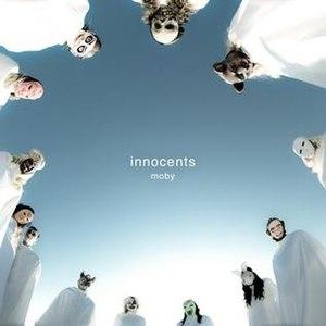 Innocents (Moby album) - Image: Innocents 2013