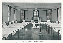 insulin shock therapy wikipedia