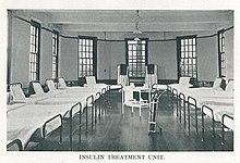 insulin shock therapy wikipedia