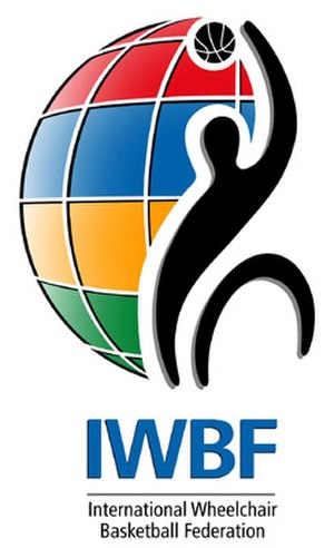 International Wheelchair Basketball Federation - International Wheelchair Basketball Federation Logo