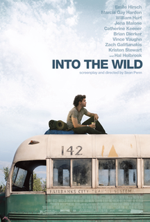 <i>Into the Wild</i> (film) 2007 film by Sean Penn based on the travels of Christopher McCandless