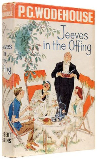 Jeeves in the Offing - First UK edition