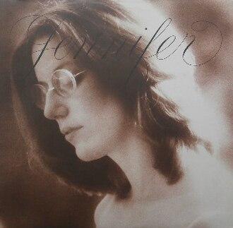 Jennifer (album) - Image: Jennifer by Jennifer Warnes