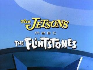 <i>The Jetsons Meet the Flintstones</i> 1987 film
