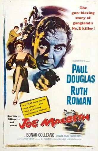 Joe MacBeth - Theatrical release poster