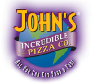 John's Incredible Pizza Company - Image: John's Incredible Pizza logo