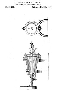 Conical refiner