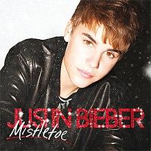 220px-Justin_Bieber_-_Mistletoe.jpg