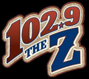 KHBZ (FM) - Image: KHBZ 102.9the Z logo