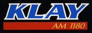 KLAY - Image: KLAY logo