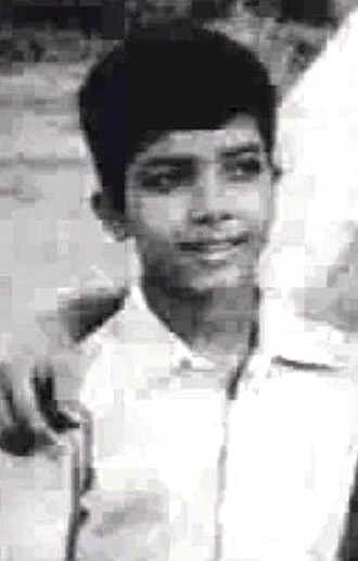 Kabir Suman - Kabir Suman at his childhood