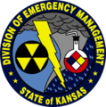 Kansas Division of Emergency Management logo.png