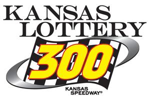 Kansas Lottery 300 - Image: Kansas Lottery 300 race logo