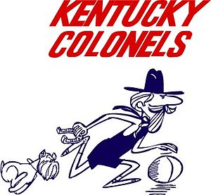 Kentucky Colonels - Image: Kentucky Colonelslogo