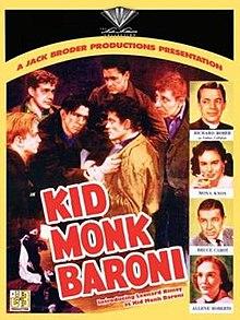Kid Monk Baroni movie