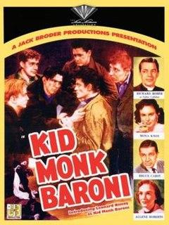 <i>Kid Monk Baroni</i> 1952 film by Harold D. Schuster