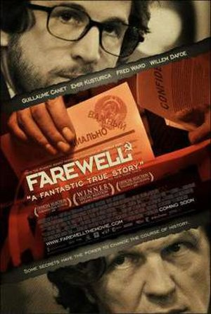 Farewell (2009 film) - United States theatrical poster