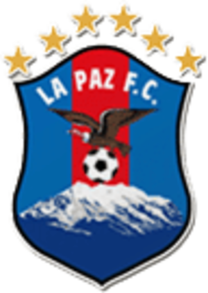 La Paz F.C. - Image: Lapazfc