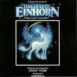 The Last Unicorn (album) - Image: Last unicorn cover art