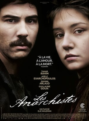 Les Anarchistes - Film poster