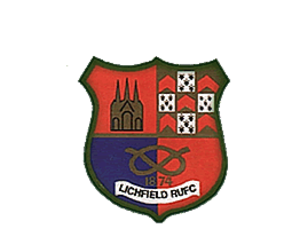 Lichfield Rugby Union Football Club - Image: Lichfield Rugby Club Logo