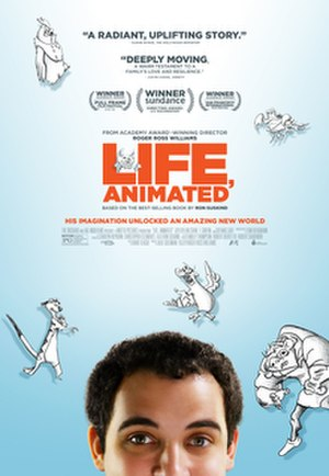 Life, Animated - Theatrical release poster