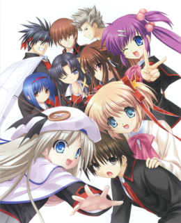 List Of Little Busters Characters