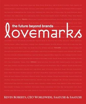 Lovemark - Cover of the first edition