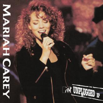 MTV Unplugged (Mariah Carey EP) - Image: MTV Unplugged Mariah Carey
