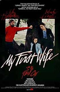 <i>My First Wife</i>