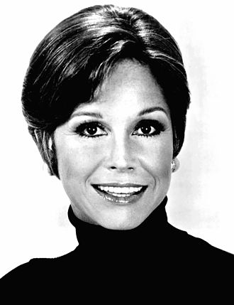 Golden Globe Award for Best Actress – Television Series Musical or Comedy - Mary Tyler Moore won twice in 1964 and 1970 for her roles in The Dick Van Dyke Show and The Mary Tyler Moore Show.