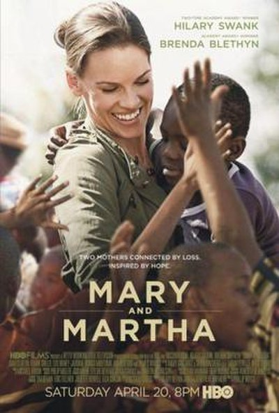 Picture of a movie: Mary And Martha