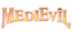 MediEvil (series) - The Medievil logo, as used with MediEvil: Resurrection