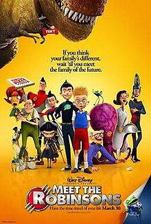 Meet the Robinsons - Wikipedia