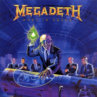 Rust in Peace - Image: Megadeth Rust In Peace