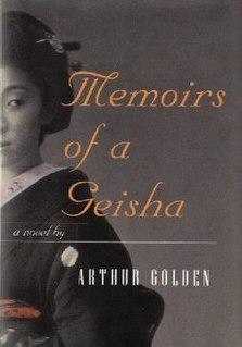 <i>Memoirs of a Geisha</i> 1997 novel by Arthur Golden