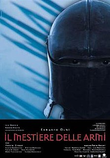 <i>The Profession of Arms</i> (2001 film) 2001 Italian film directed by Ermanno Olmi
